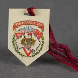 World War 1 era campaign button badges