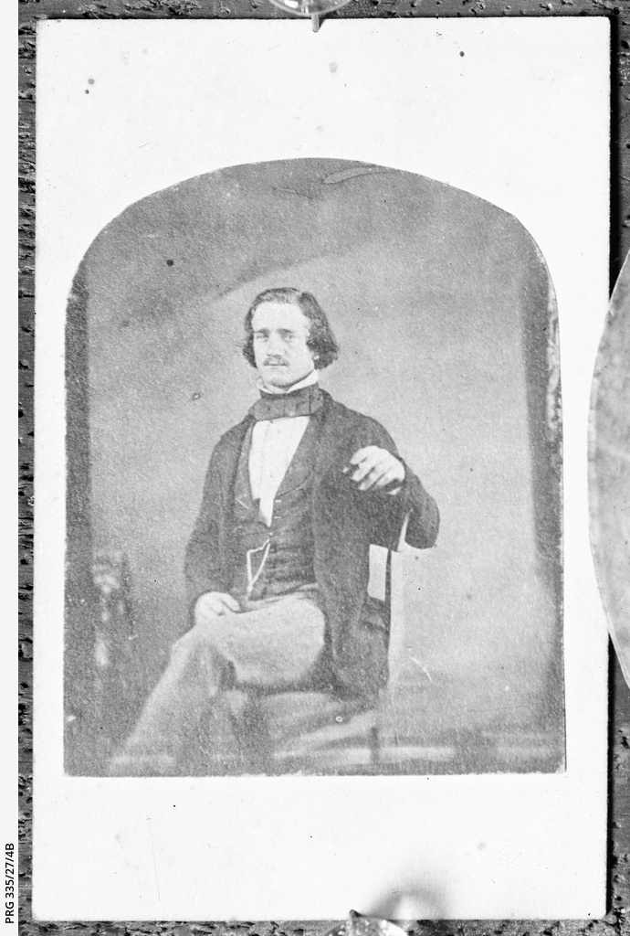 Portrait of Samuel White