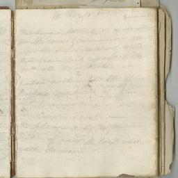 Log book of John White