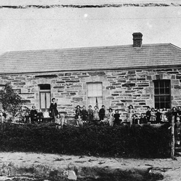 Miss Charlotte Smith's Private School at Willunga