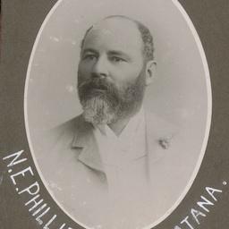 S.A. Northern Pioneers 1850-59 : Nathaniel Edmund Phillipson