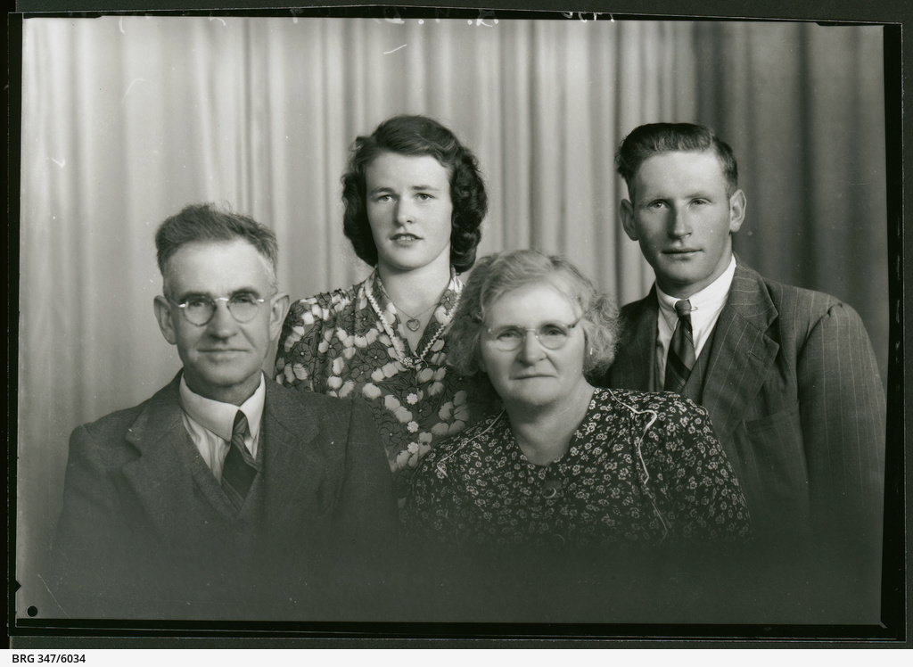 Drougenelle family