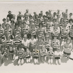 Port Adelaide Rowing Club group photograph