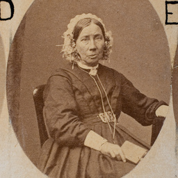 Group of [women] Old Colonists : Mary Teakle