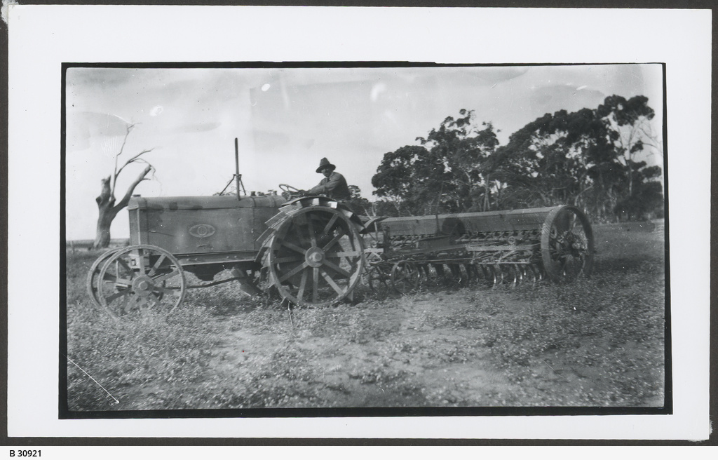 Farming, Kapunda