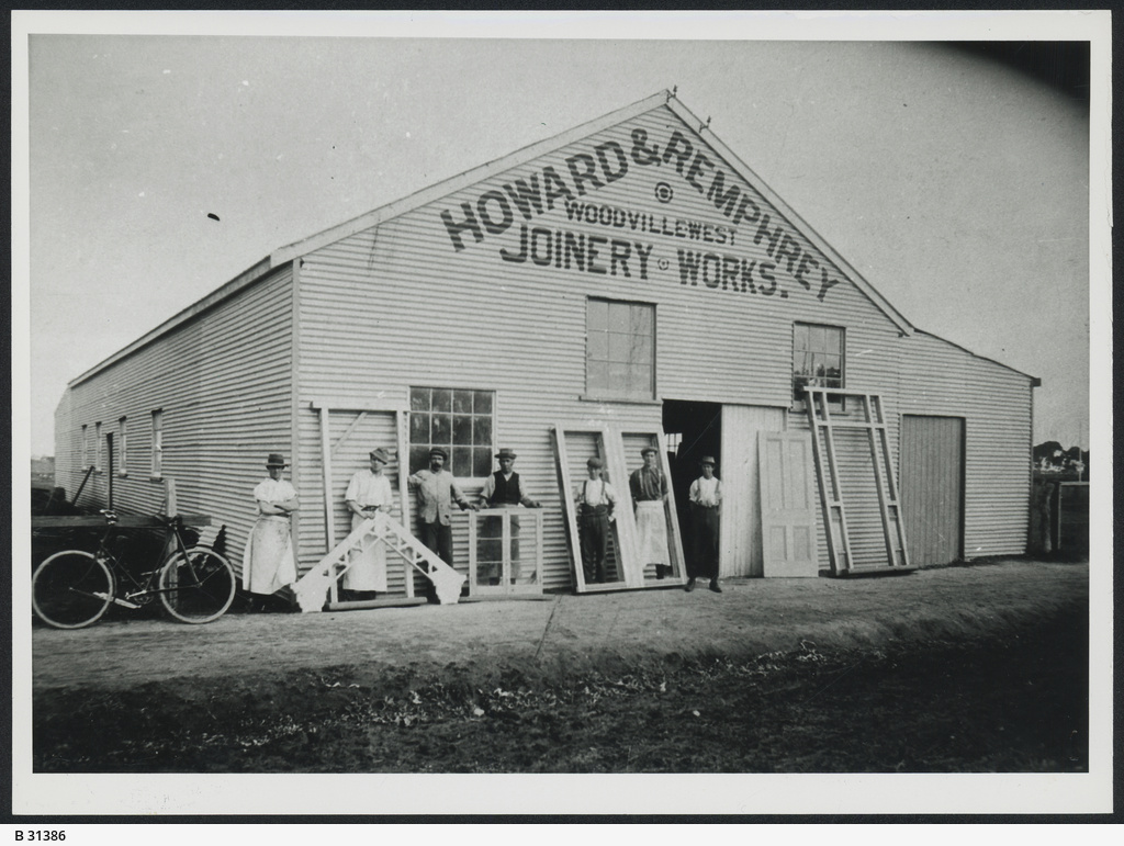 Joinery Works, Woodville