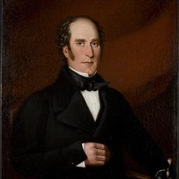 Portrait of John Chinner