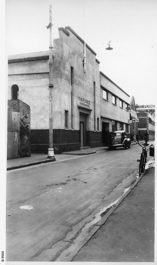 Wyatt Street