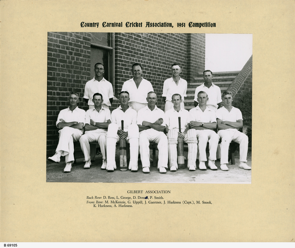 The Country Carnival Cricket Association competition