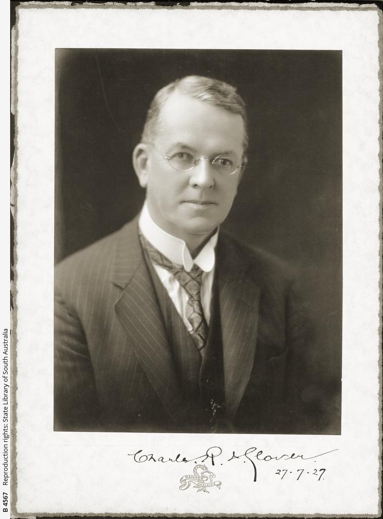 Charles John Glover