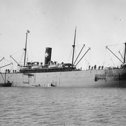 Steamships at Townsville