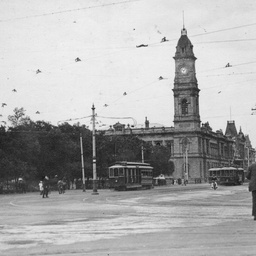 Views of S.A., W.A., Vic. & N.S.W. : Victoria Square
