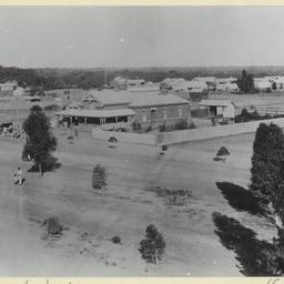 Panoramic view of Mildura