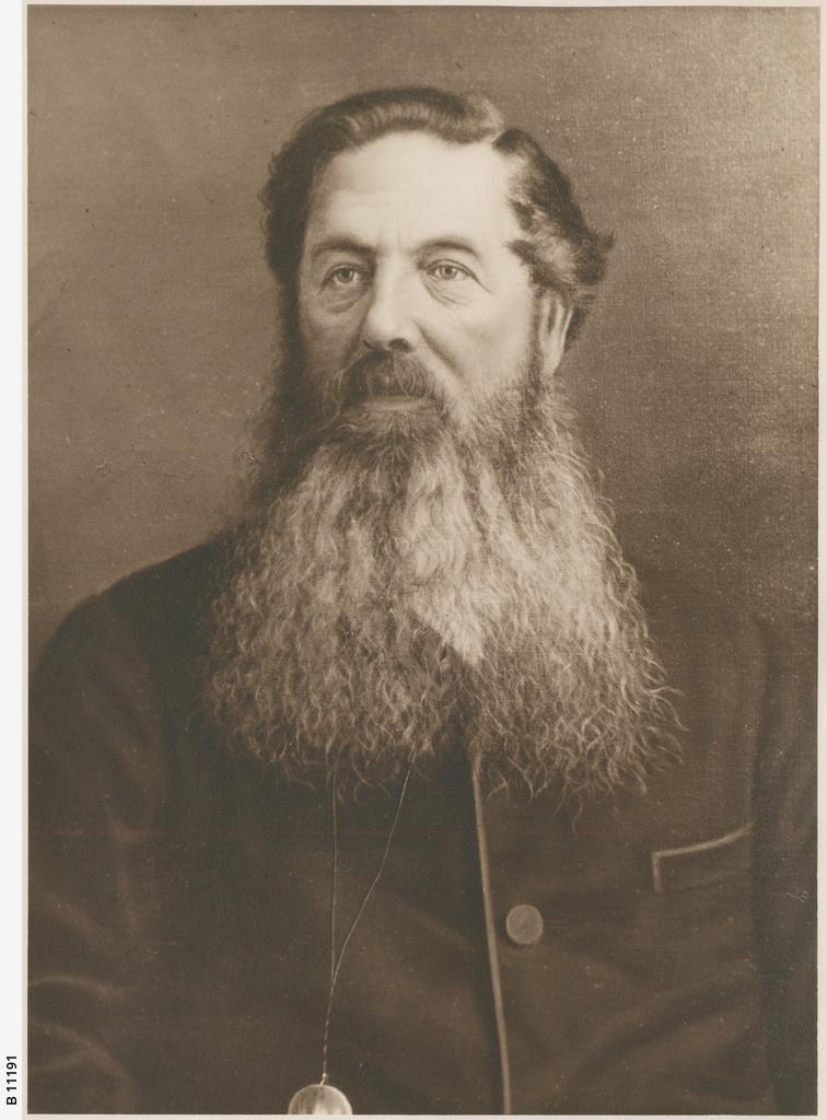 Frederick Estcourt Bucknall