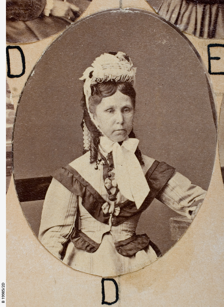 Group of [women] Old Colonists : Sarah Witherick