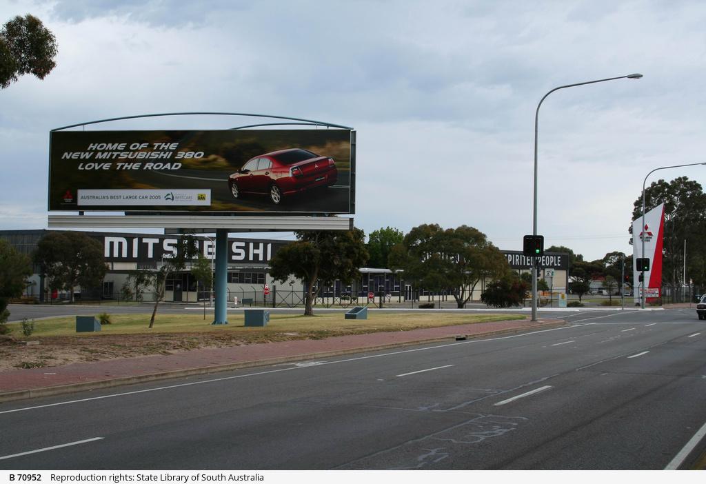 Mitsubishi tonsley park