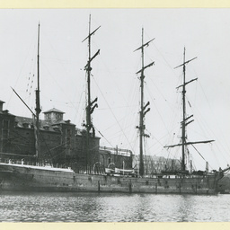 The 'Glenorchy' in an unidentified port