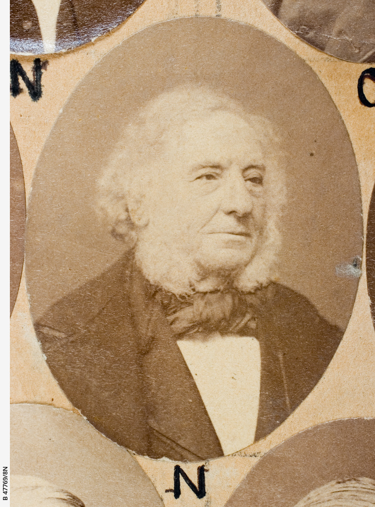 The Old Colonists Banquet Group : Isaac Gepp