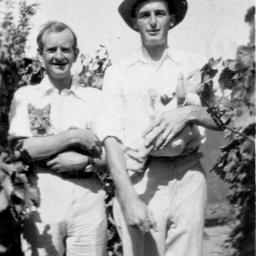 Two men at Renmark