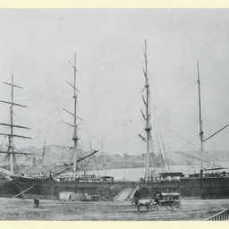 The 'Damascus' at Sydney
