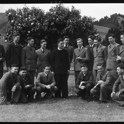 Students at Marist Brothers' College