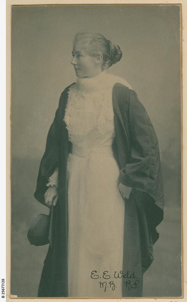 Elizabeth E. Weld