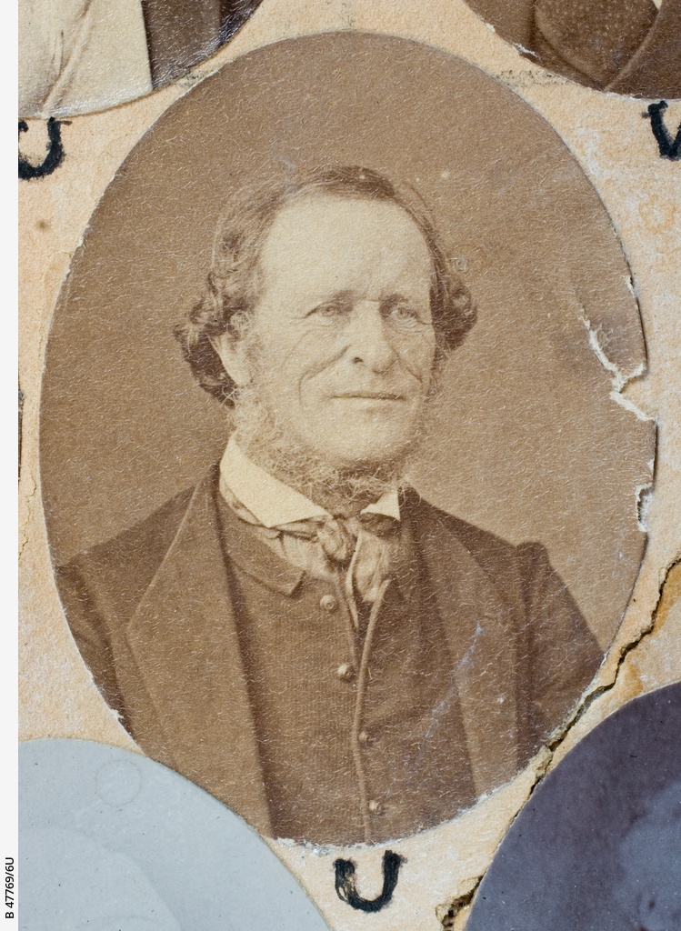 The Old Colonists Banquet Group : Levi Groves