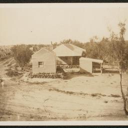 Nappa Merrie huts