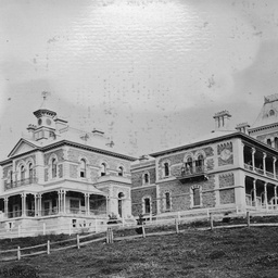 Mount Gambier and District : Hospital