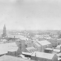 Roof-tops of Adelaide