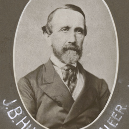 S.A. Northern Pioneers: J.B. Hughes