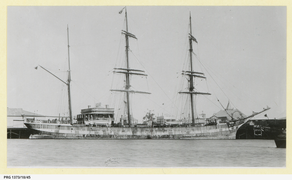 The 'Nithsdale' in an unidentified port