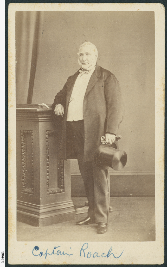 Capt. Henry Roach