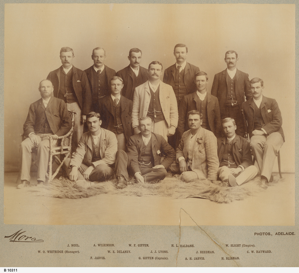 South Australian Cricket Team