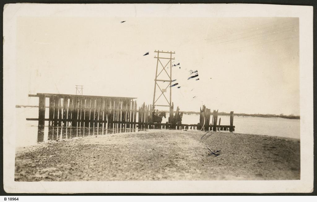 Port Misery Wharf