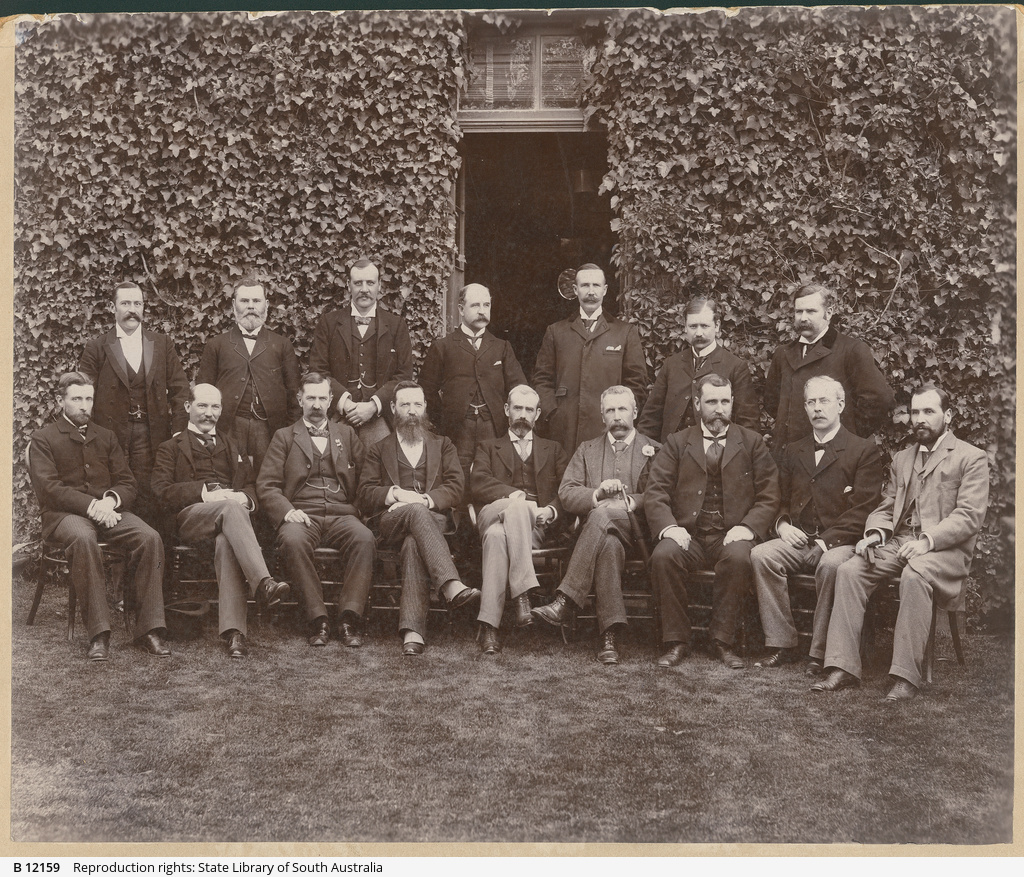Honorary Medical and Surgical Staff of the Adelaide Hospital