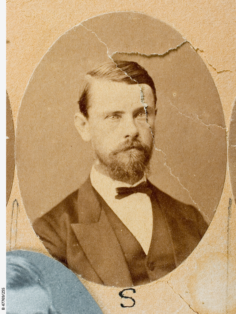 The Old Colonists Banquet Group : Henry Edward Briggs, Jnr