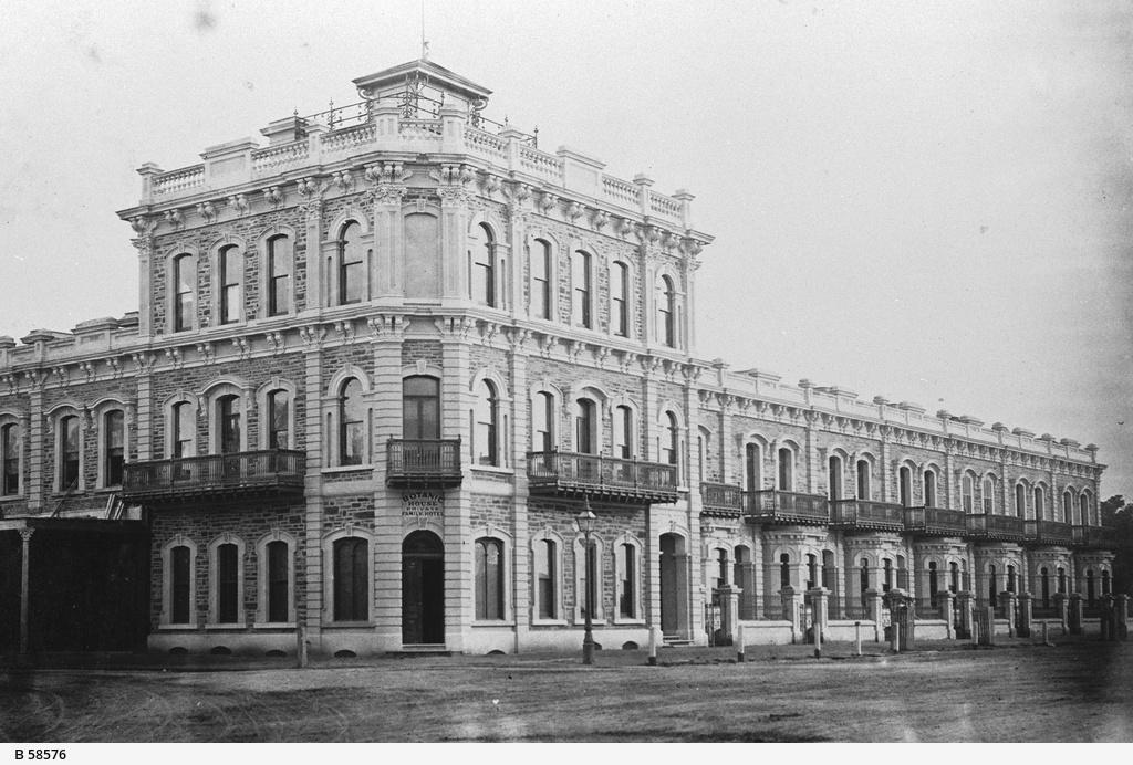 Botanic Hotel, Adelaide