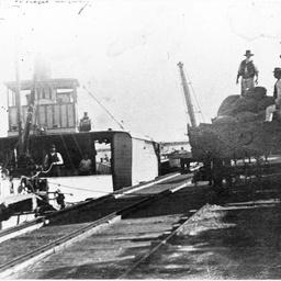 P.S. Bourke at Goolwa