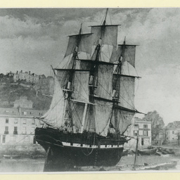 The 'Margaret' built in Nova Scotia