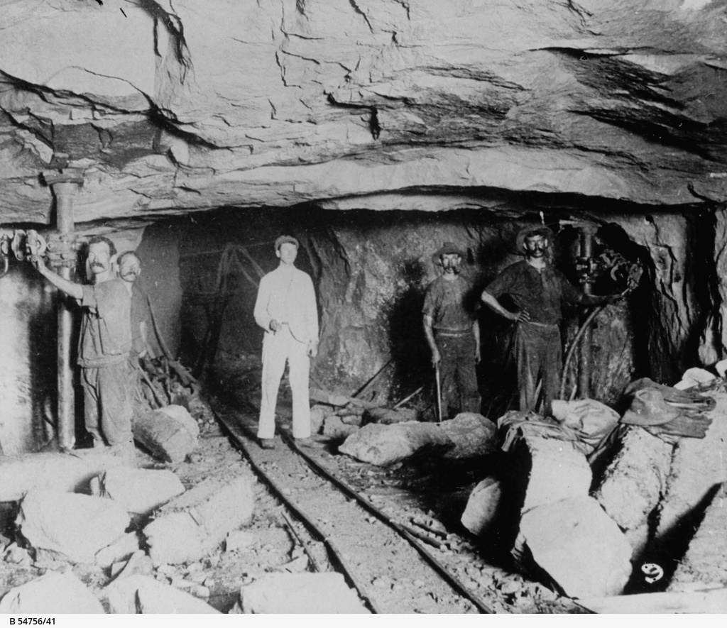 Broken Hill: Miners