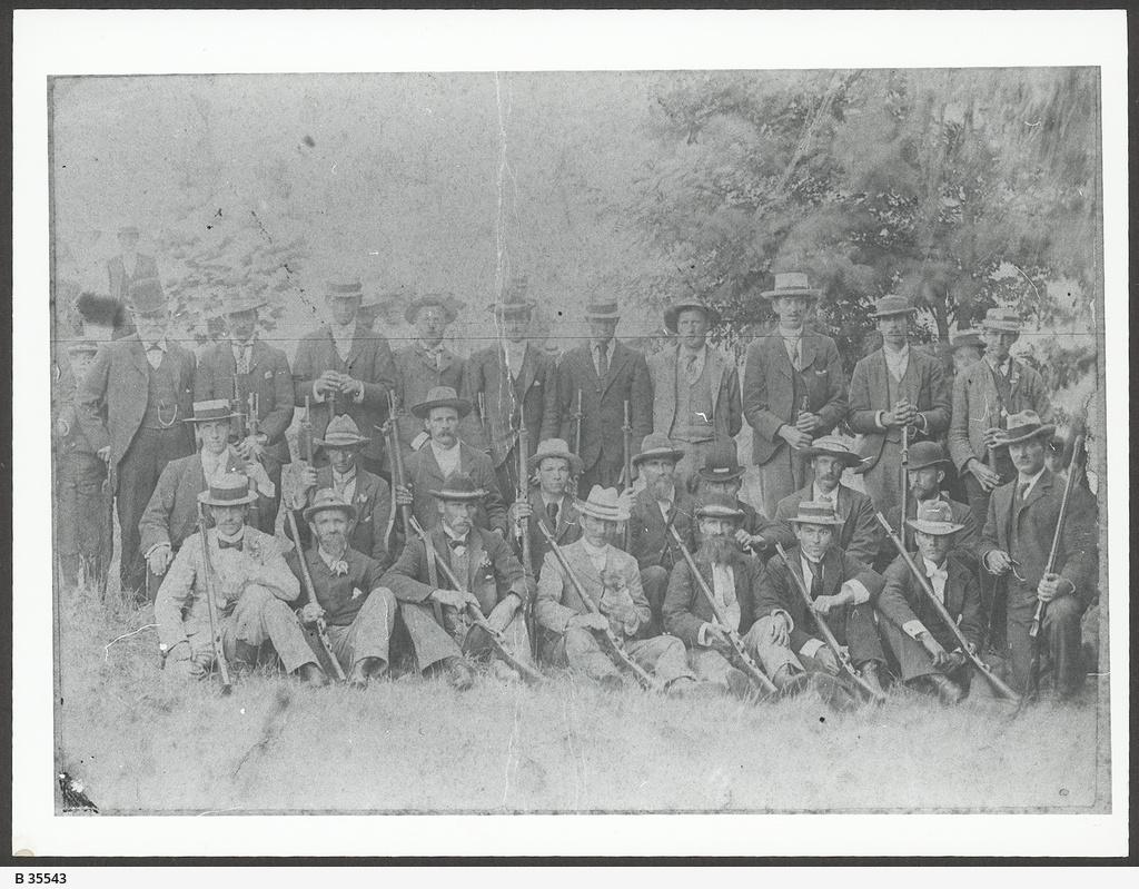 Clarendon Rifle Club