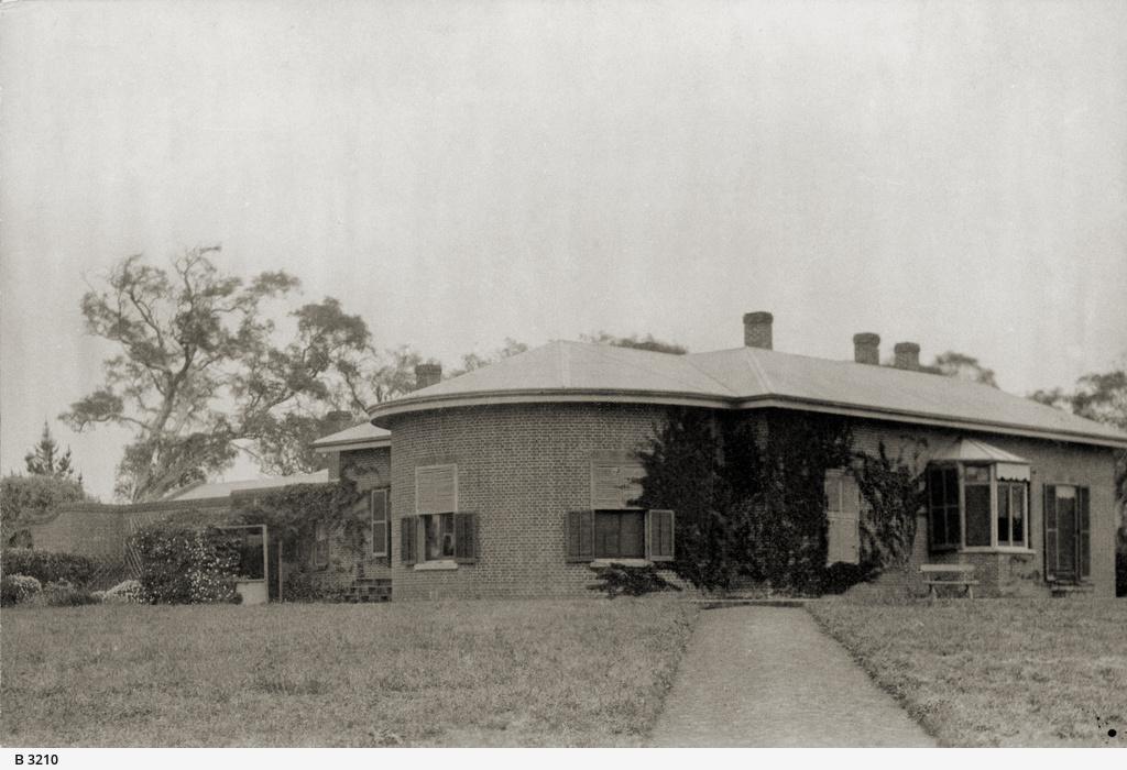 Cummins House, Novar Gardens