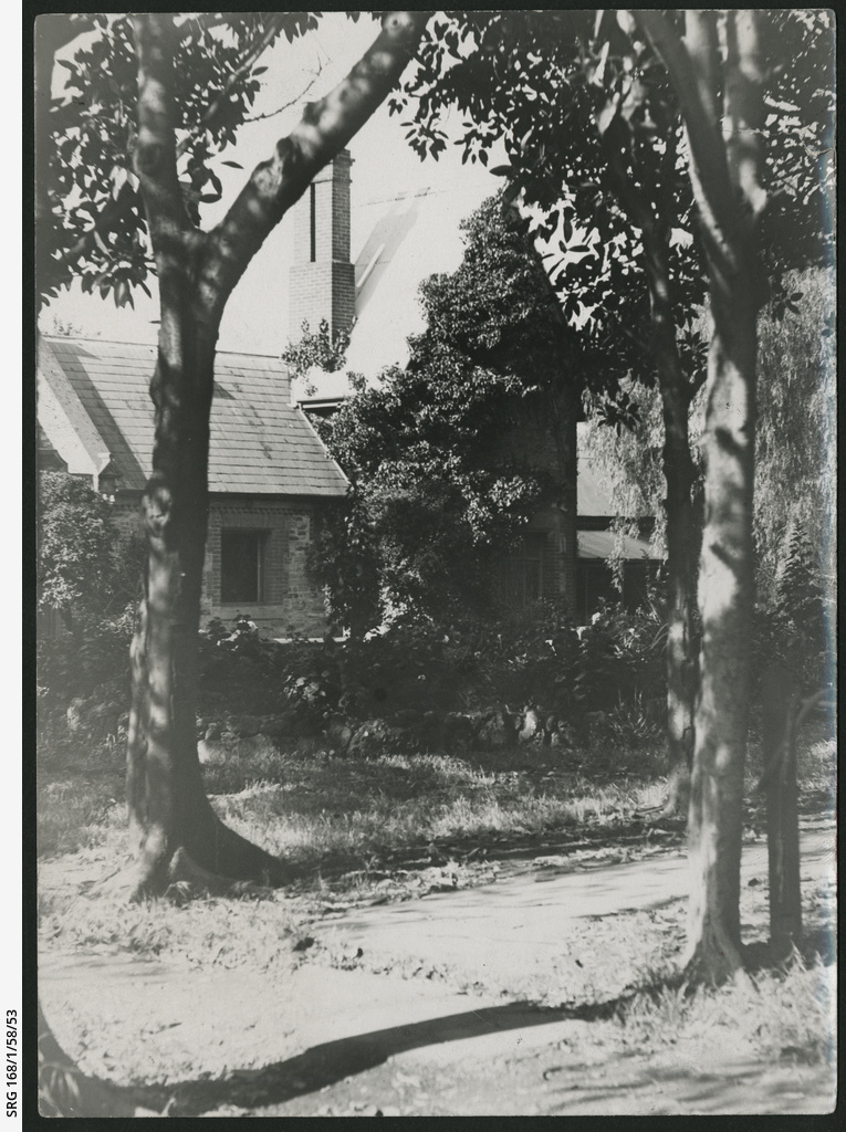 Old Adelaide Lunatic Asylum