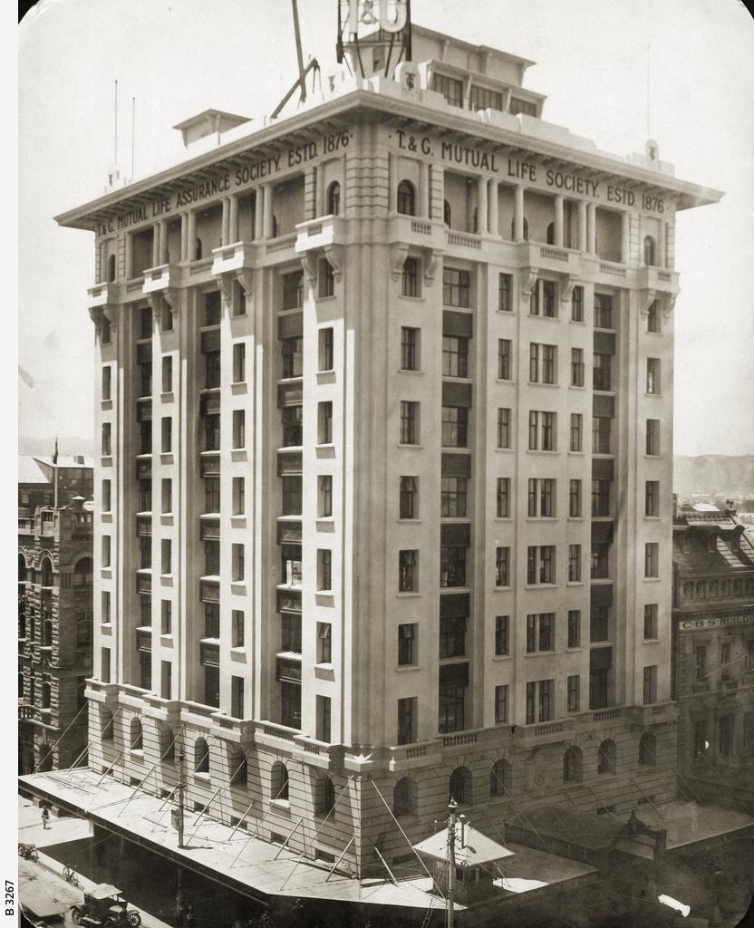 T&G Building