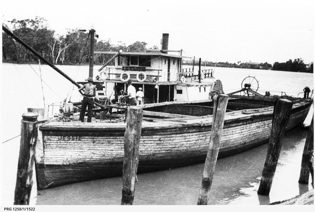 Jessie barge