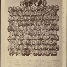 South Australian pioneers 1840 [mosaic]
