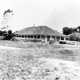Nelyambo Station homestead