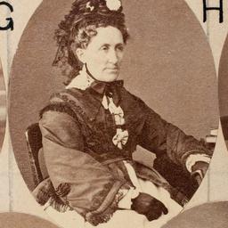 Group of [women] Old Colonists : Elizabeth Spiller