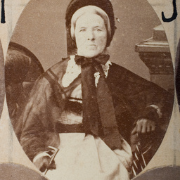 Group of [women] Old Colonists : Georgina Herring